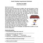 Free Printable Reading Comprehension Worksheets 3Rd Grade For Free | Free Printable Reading Comprehension Worksheets For 3Rd Grade