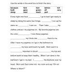 Free Printable Reading Comprehension Worksheets 3Rd Grade To Print | Free Printable Reading Comprehension Worksheets