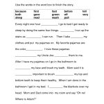 Free Printable Reading Comprehension Worksheets 3Rd Grade To Print | Free Printable Reading Comprehension Worksheets For 3Rd Grade