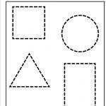 Free Printable Shapes Worksheets Free Printable Shapes Tracing | Printable Shapes Worksheets