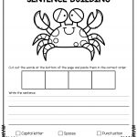 "Free Sentence Building | ""pin""teresting Reading K 2 