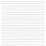 Handwriting Practice Sheet | 1St Grade Handwriting | Writing | Printable Blank Handwriting Worksheets
