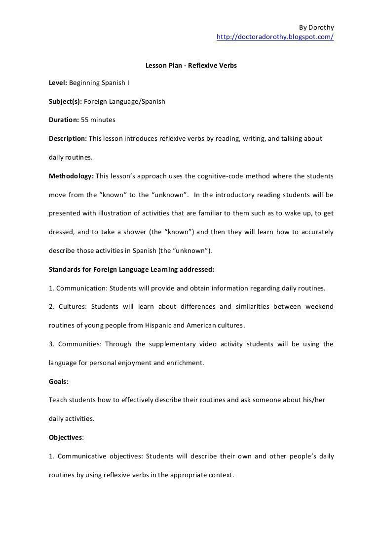 Hayes School Publishing Spanish Worksheets Answers | Briefencounters | Spanish Reflexive Verbs Worksheet Printable