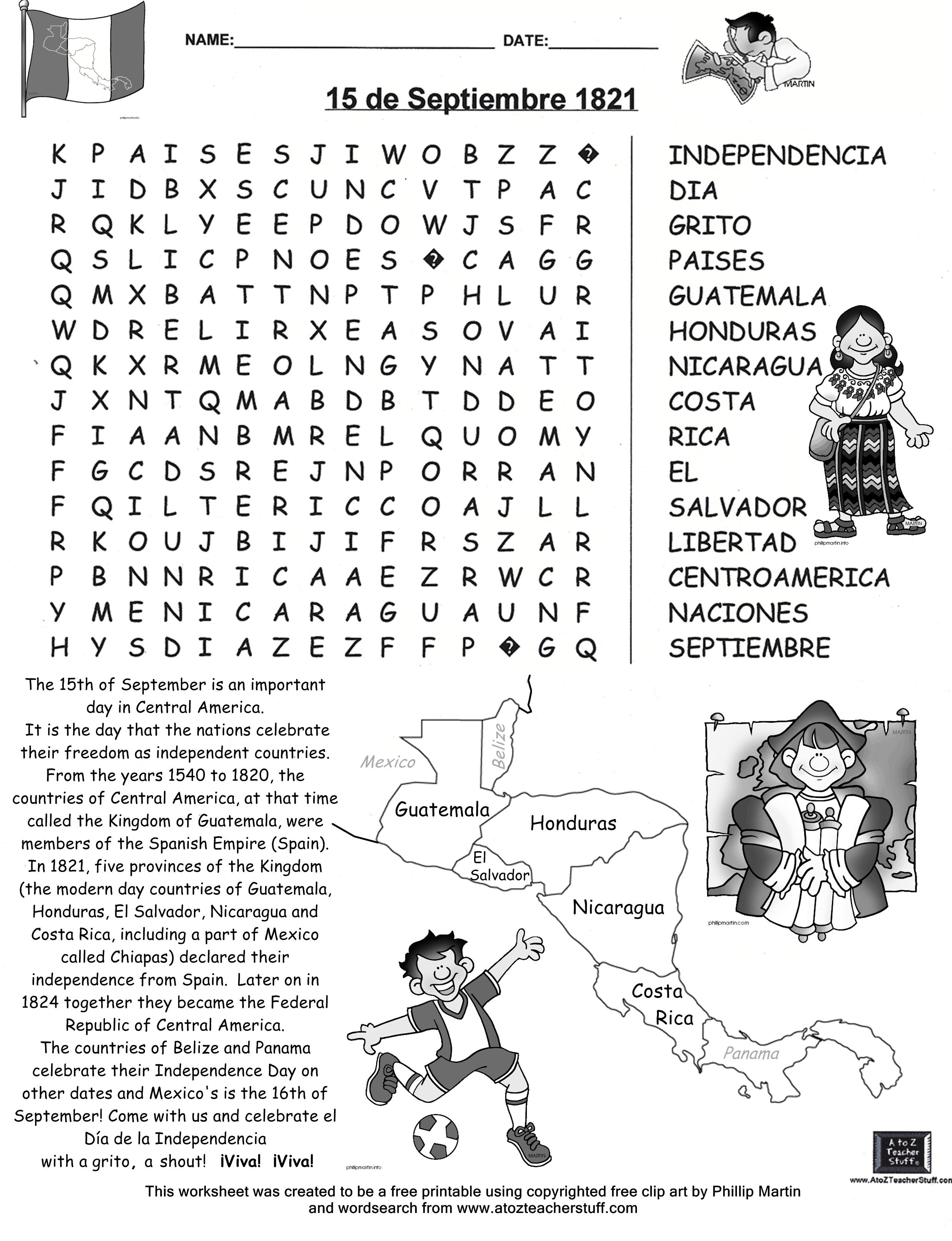 Hispanic Heritage Month Worksheets Pdf Archives - Hashtag Bg | Hispanic Heritage Month Printable Worksheets