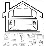 House And Furniture Worksheet   Free Esl Printable Worksheets Made | Home Worksheets Printables