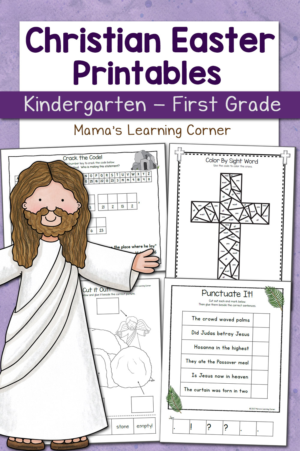Huge List Of Easter Printables For Preschool To 2Nd Grade! - Mamas | Free Printable Easter Worksheets For 3Rd Grade