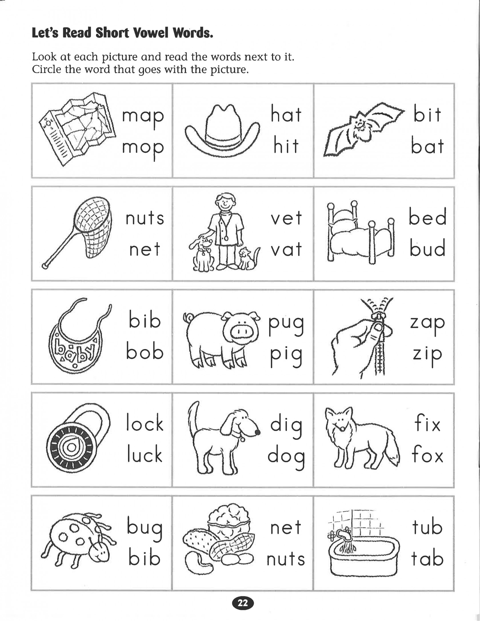 Kindergarten Phonics Worksheets Inspirational Kindergarten Free | Kindergarten Worksheets Free Printables Phonics