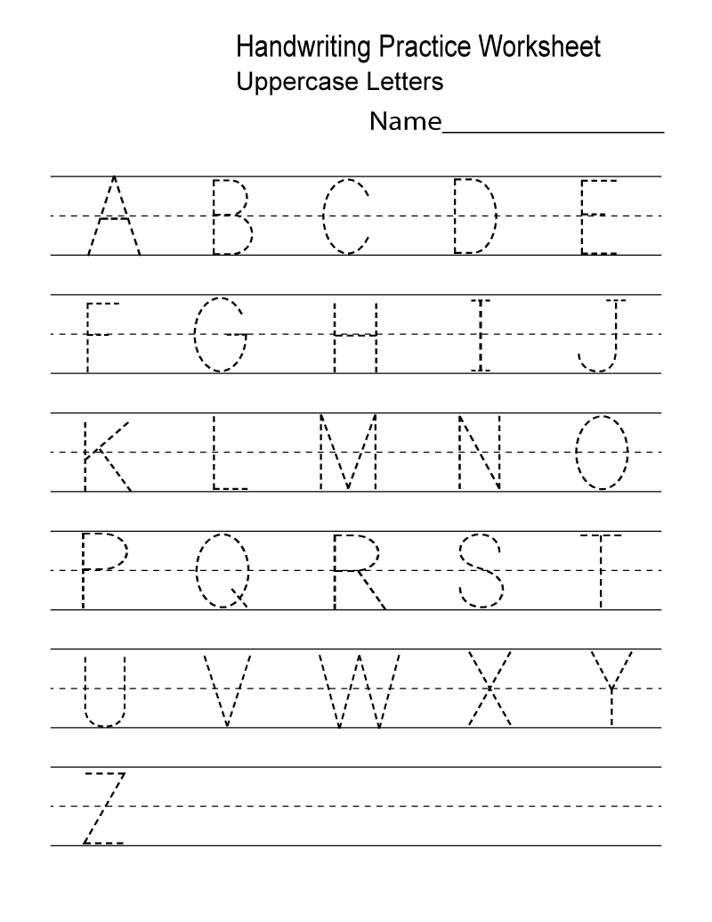 Kindergarten Worksheets Pdf Free Download Handwriting | Learning | Free Printable Worksheets For Kindergarten Pdf