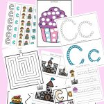 Letter C Worksheets And Printables Pack   Fun With Mama | Free Printable Preschool Worksheets Letter C