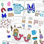 Letter M Worksheets   Fun With Mama | Letter M Printable Worksheets