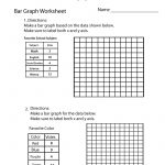Making Bar Graph Worksheet   Free Printable Educational Worksheet | Free Printable Graphing Worksheets