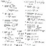 Math Practice Test Free Printable Inspirational Worksheets Ged With | Ged Math Printable Worksheets