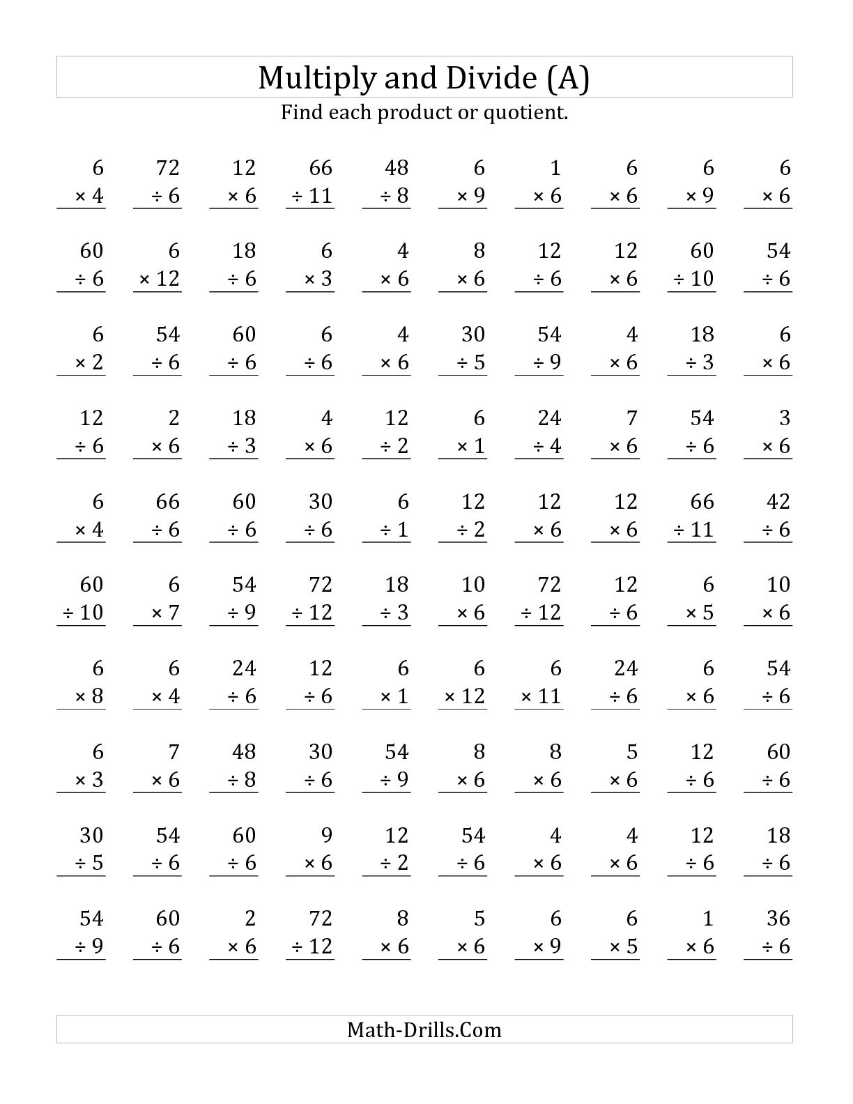 Math Worksheet: 2Nd Grade Word Problems Common Core Fun Math | Division Drill Worksheets Printable