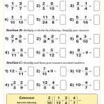 Maths Worksheets | Ks3 & Ks4 Printable Pdf Worksheets | Key Stage 1 Maths Printable Worksheets