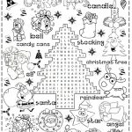 Merry Christmas Worksheet   Free Esl Printable Worksheets Made | Christmas Worksheets Printables