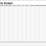 Monthly Budget Spreadsheet Best Free Dave Ramsey Excel Download | Dave Ramsey Printable Budget Worksheet