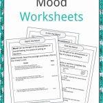 Mood Examples, Definition And Worksheets | Kidskonnect | Foreshadowing Worksheets Printable