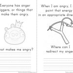 """More """"don't Be An Angry Bird"""" Printables   The Home Teacher 