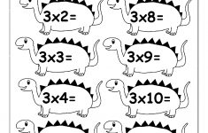 Multiplication Times Tables Worksheets – 2, 3, 4 & 5 Times Tables | 5 Times Table Worksheet Printable