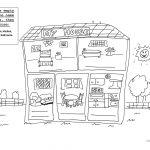 My House Worksheet Worksheet   Free Esl Printable Worksheets Made   Home Worksheets Printables