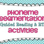 Phoneme Segmentation {And A Freebie}   Little Minds At Work | Free Printable Phoneme Segmentation Worksheets