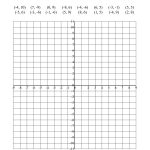 Plotting Coordinate Points (A) | Free Printable Coordinate Graphing Worksheets