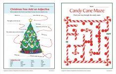 Free Printable Christmas Worksheets