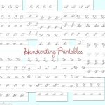 Practice Handwriting Worksheets   Koran.sticken.co | Free Printable Worksheets Handwriting Practice