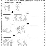 Pre K Worksheets Numbers Addition | Worksheets | Pre K Worksheets | Free Printable Pre K Math Worksheets