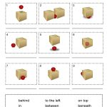 Prepositions Of Location Worksheet: Where Is The Apple?   All Esl   Free Printable Worksheets For Prepositions
