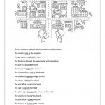 Prepositions Of Place Worksheet   Free Esl Printable Worksheets Made   Free Printable Worksheets For Prepositions