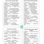 Present Simple Vs Present Continuous Worksheet   Free Esl Printable | Present Progressive Worksheets Printable