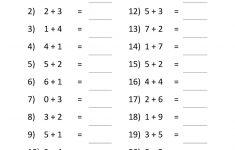 Printable Grade 1 Math Worksheets | Activity Shelter | Worksheets Printable For Grade 1