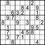 Printable Sudoku Puzzles Medium   Printable Sudoku Free   Printable Sudoku Worksheets