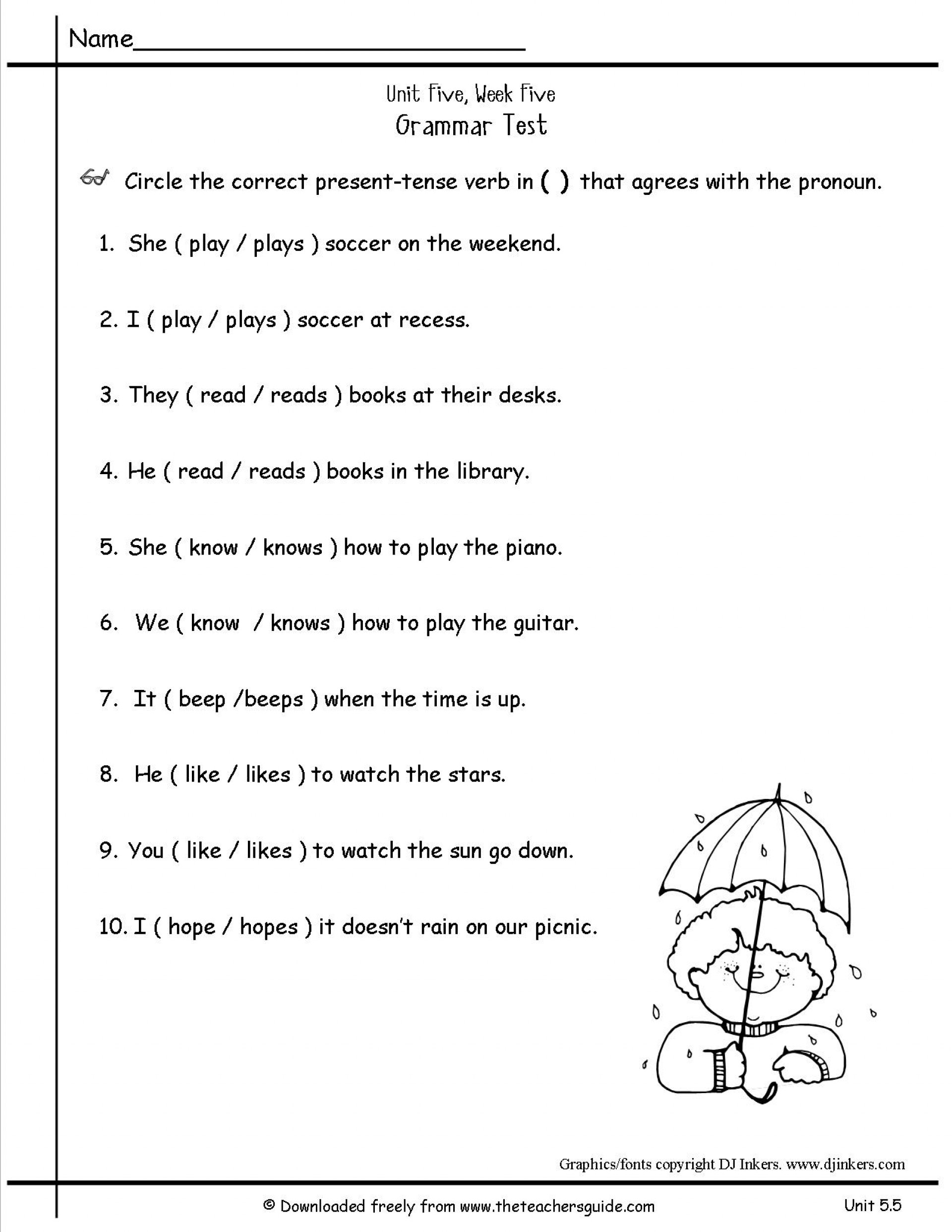 Pronoun Worksheets 2Nd Grade For Print | Worksheet News - Free | Free Printable Pronoun Worksheets For 2Nd Grade