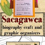Sacagawea Craft Activity | 1St Grade Activities | Biography Project | Sacagawea Printable Worksheets