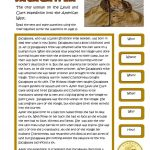 Sacagewea (2 Pgs) Worksheet   Free Esl Printable Worksheets Made | Sacagawea Printable Worksheets