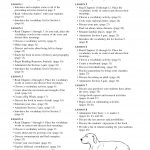 Sample Lesson Plan   Old Yeller | My Future Job | Old Yeller, 4Th | Old Yeller Printable Worksheets