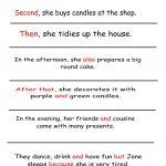 Scrambled Sentences Worksheet   Free Esl Printable Worksheets Made | Free Printable Scrambled Sentences Worksheets