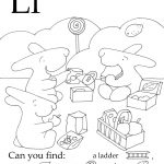 Seek And Finds — Little Bunny Series   Seek And Find Printable Worksheets