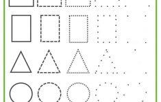 Shapes Worksheets For Preschool [Free Printables] – Mary Martha Mama | Free Printable Shapes Worksheets