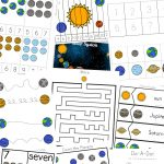 Solar System Printable Worksheets And Activities Pack   Fun With Mama | Free Printable Solar System Worksheets