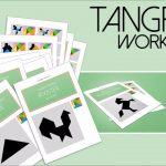 Tangram Worksheets   Providing Teachers And Pupils With Tangram | Printable Tangram Worksheets