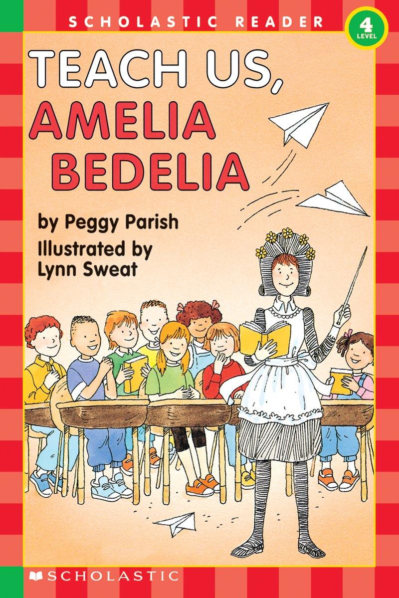 Teach Us, Amelia Bedelia | Scholastic | Amelia Bedelia Printable Worksheets