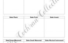 Texas State Symbols Worksheet Printable- Texas History – Texas   Texas History Worksheets Printable