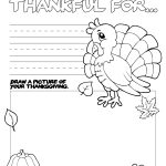 Thanksgiving Coloring Book Free Printable For The Kids! – Free | Free Printable Thanksgiving Worksheets