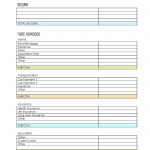 The Beginner's Guide To Budgeting   Jessi Fearon | Budget Helper Worksheet Printable