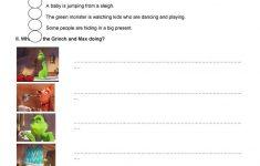 Free Printable Grinch Worksheets