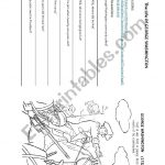 The Life Of George Washington   Esl Worksheetsophiemf | George Washington Printable Worksheets