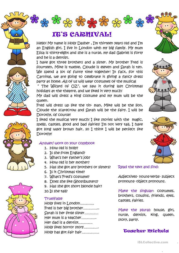 The Wizard Of Oz Worksheet - Free Esl Printable Worksheets Made | The Wizard Of Oz Printable Worksheets